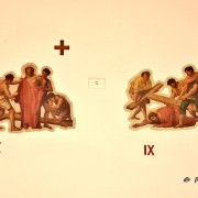 Stations of the Cross IX & X