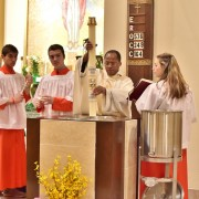 Blessing of the Paschal Candle